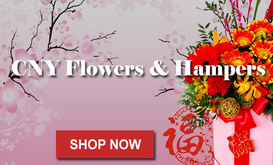 Chinese New Year Hampers | Chinese New Year Flowers