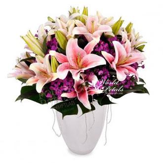 Floral Tobat